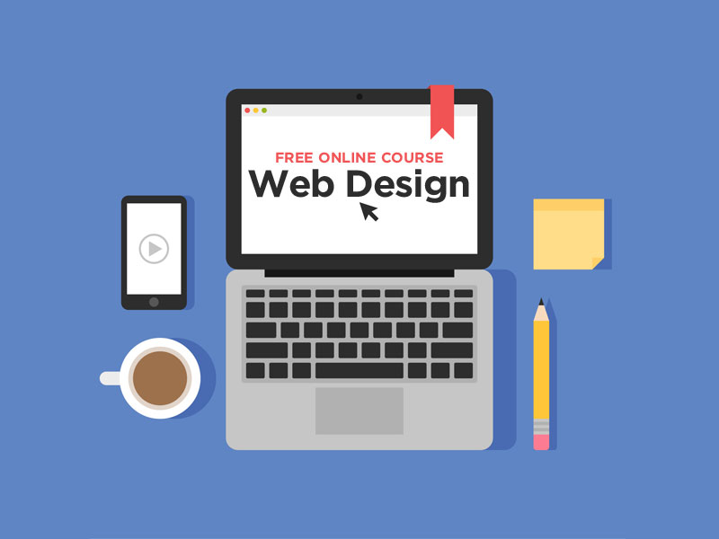 Untapped Free Online Courses To Learn Web Design And