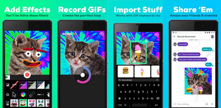 best gif making app