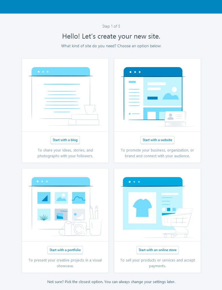 create free wordpress blog