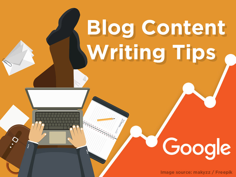 blog content writing tips