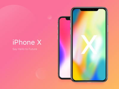 Iphone X Mockup Free