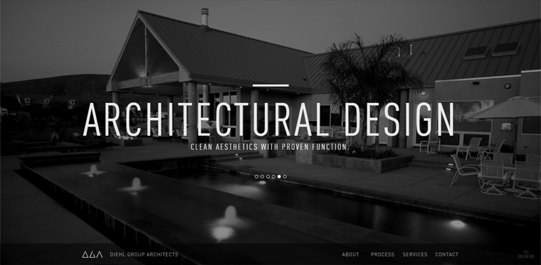 architect web design