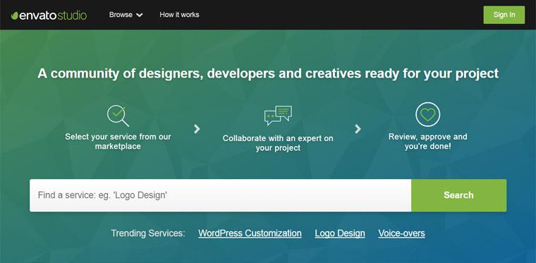 freelancer sites