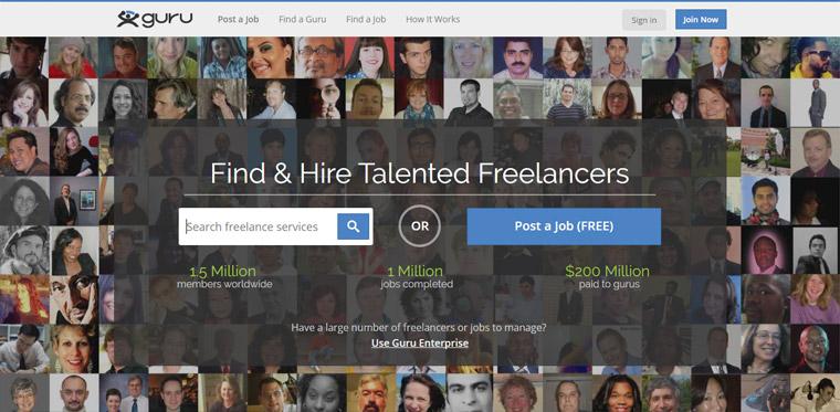 top freelance sites