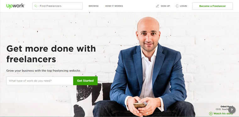 best freelance website