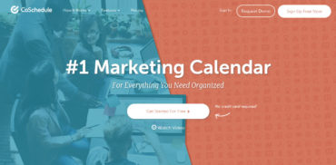 best marketing calendar