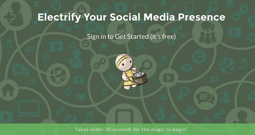 free social media marketing tool