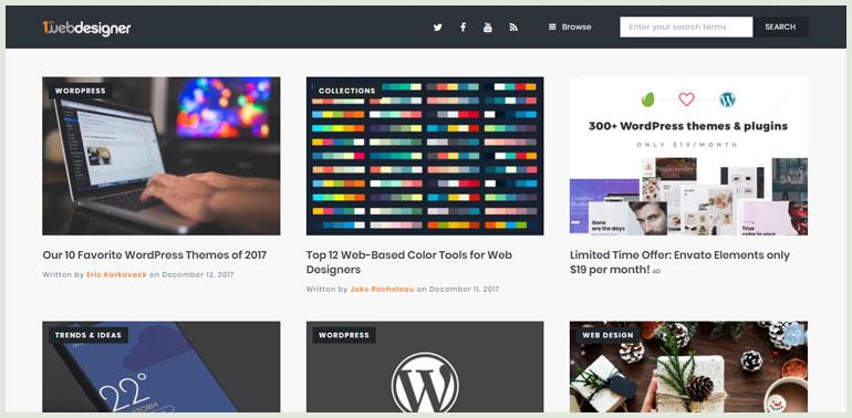 1st Web Designer