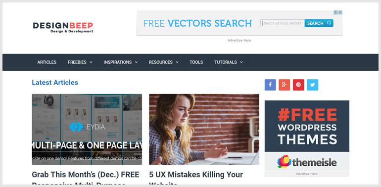 Best Web Design Blogs