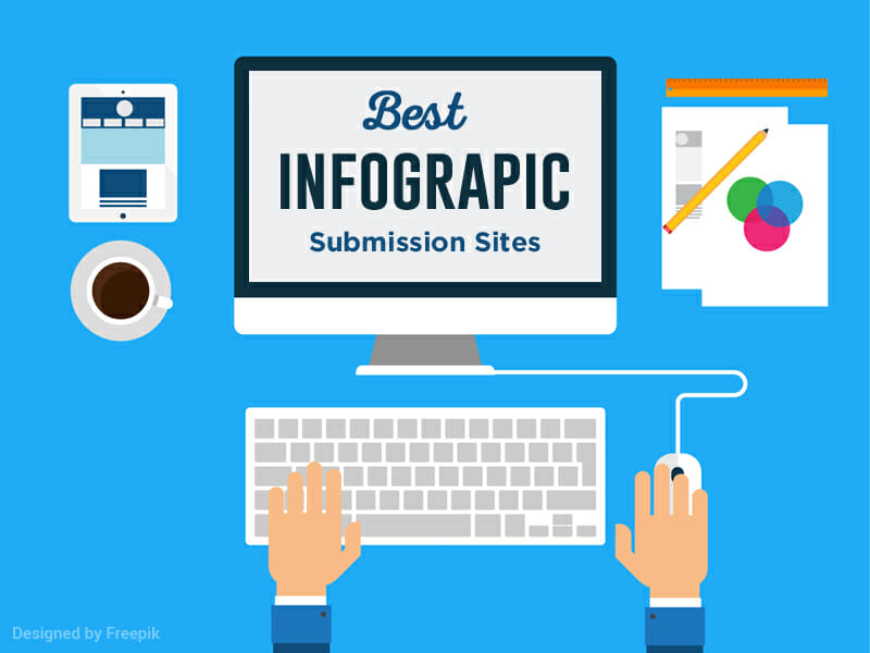 top infographic submission sites list