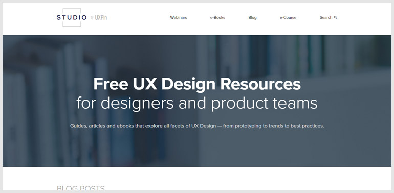 UXPin - UX Design Resources