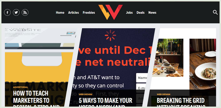 Web Designer Depot