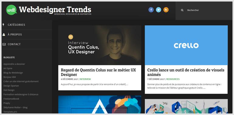 Web Designers Trends