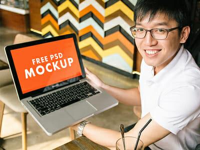 macbook pro mockup free