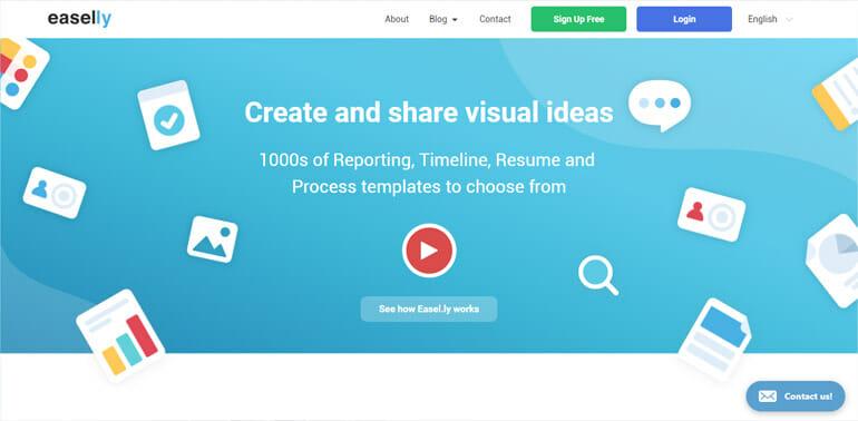 create infographics free