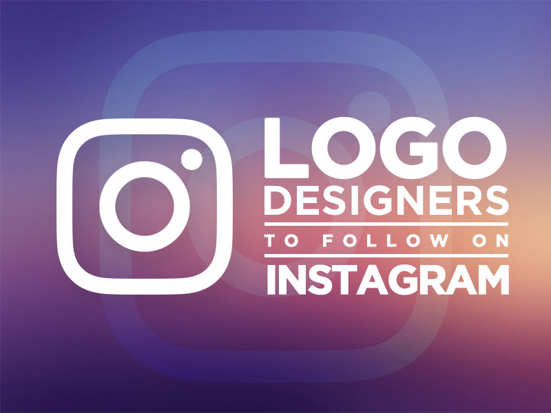 logo designers on instagram