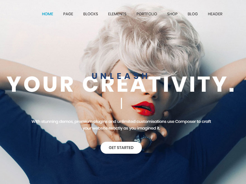 responsive web design inspiration sites