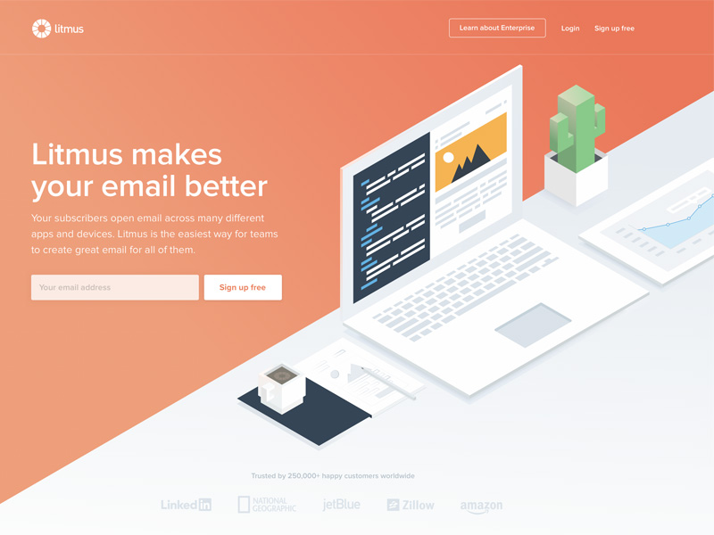 Best Landing Page Design Inspiration