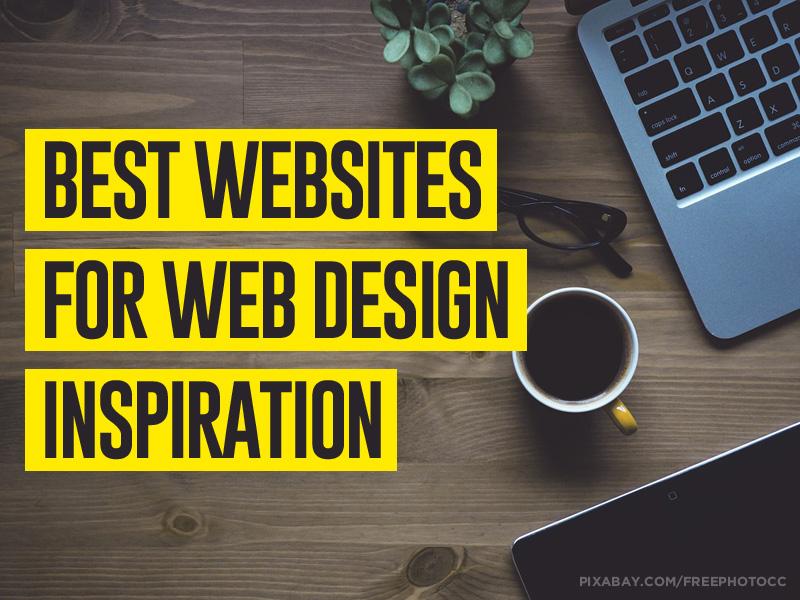 7 best websites for web design inspiration 2018 for New design inspiration