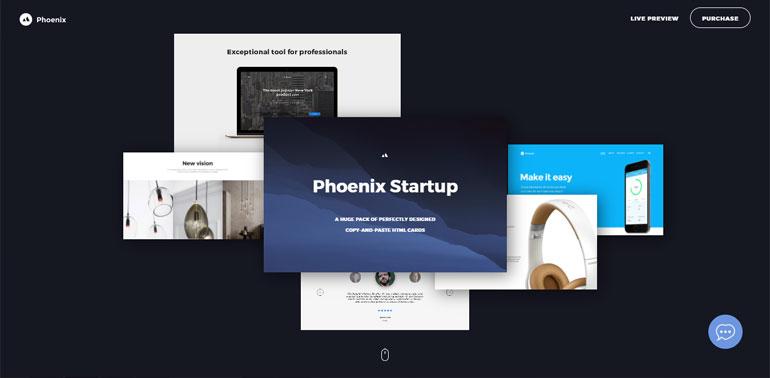 Landing Page Design Inspiration