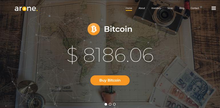 Best Bitcoin WordPress Themes