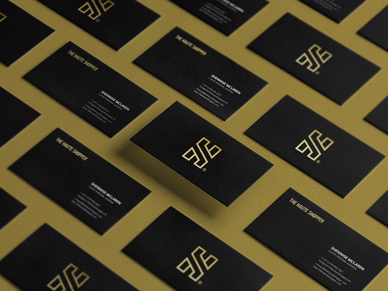 minimal business card templates
