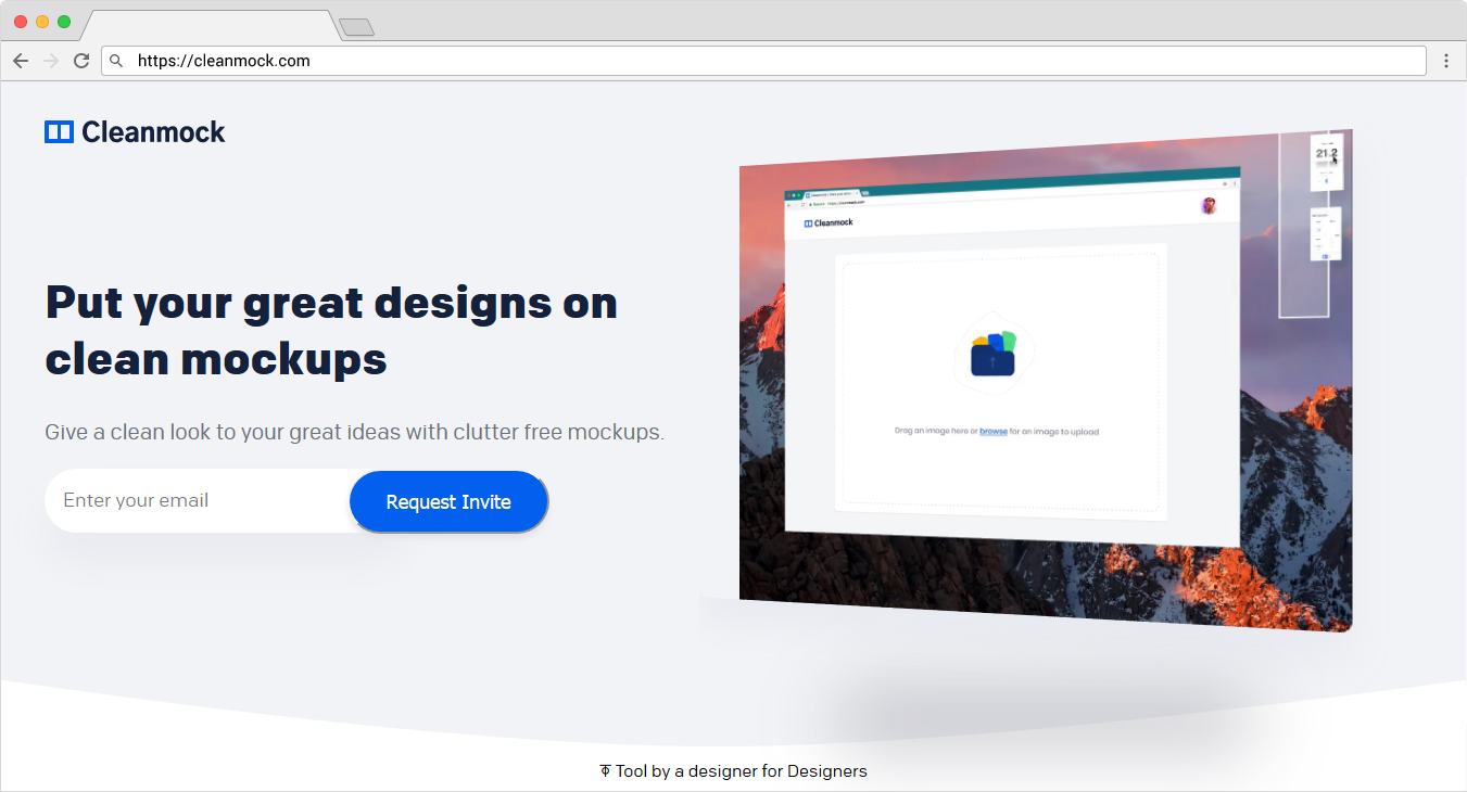 Mockup Generator to Create Clean Mockups for Free