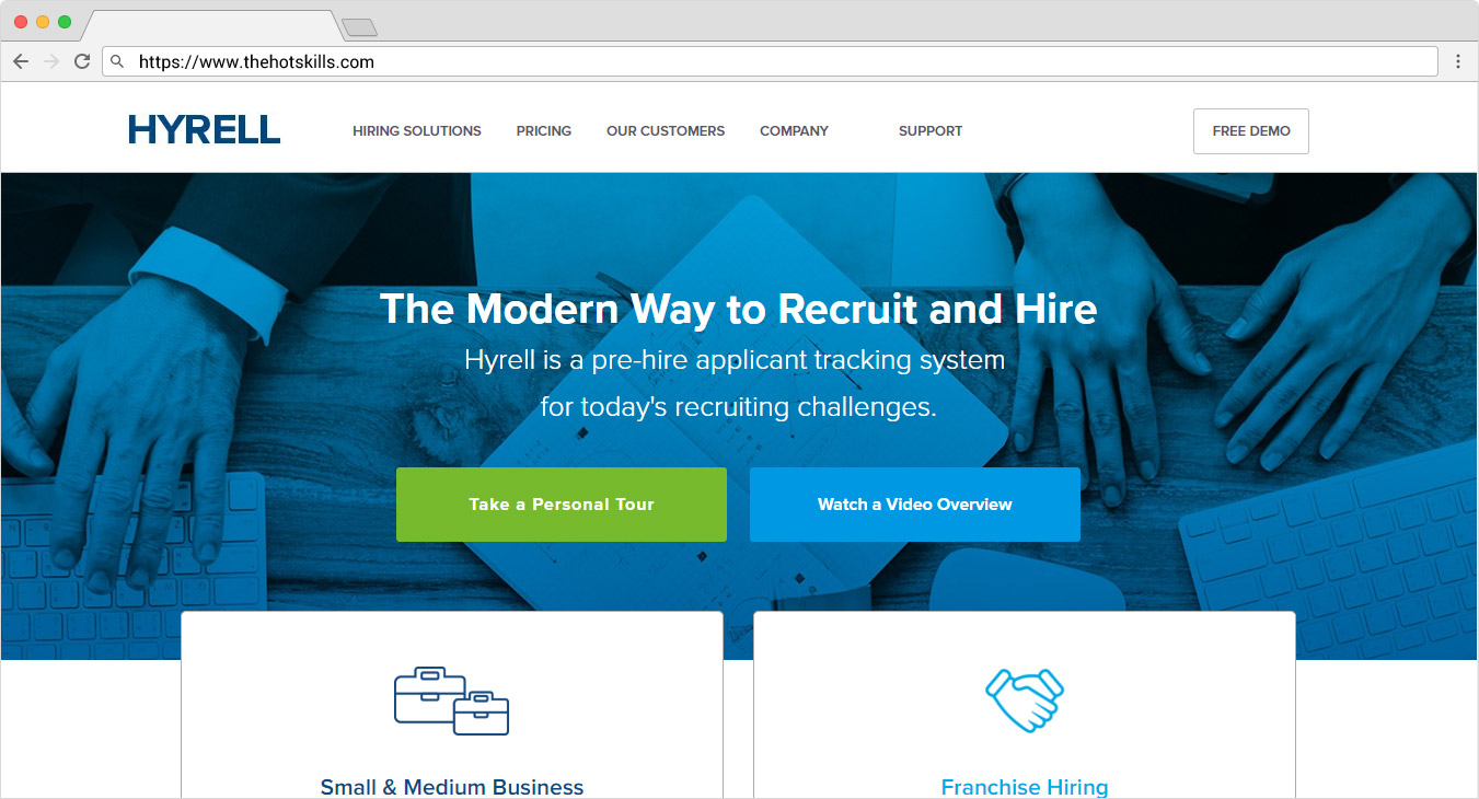 Recruiting Software - Applicant Tracking System