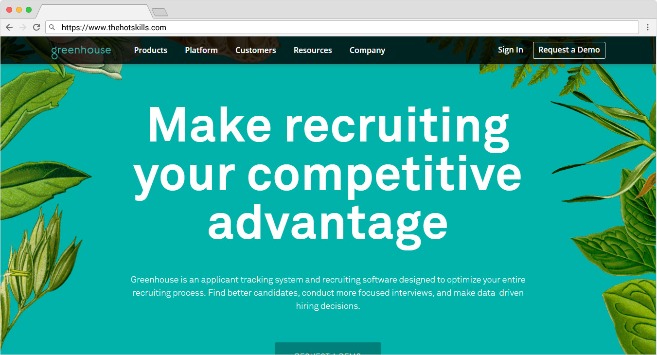 Recruiting Software & Applicant Tracking System