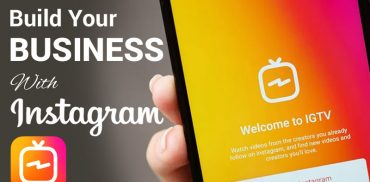 build business with Instagram TV