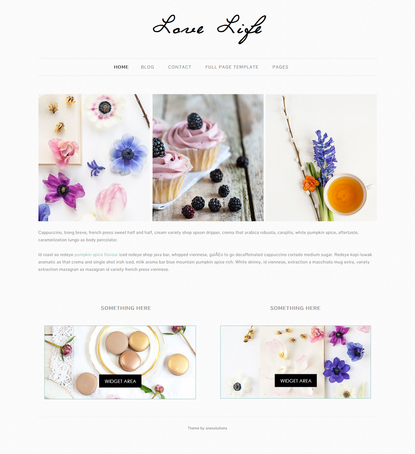 Best Feminine WordPress Theme