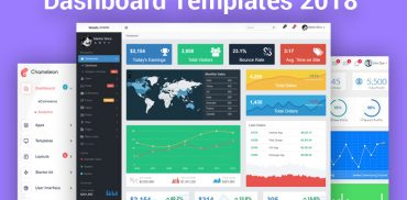 best bootstrap admin dashboard templates