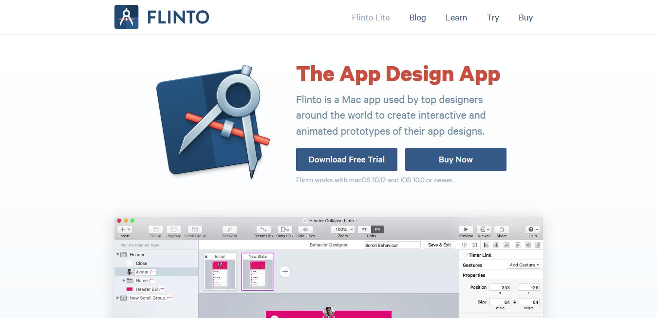 App Design App