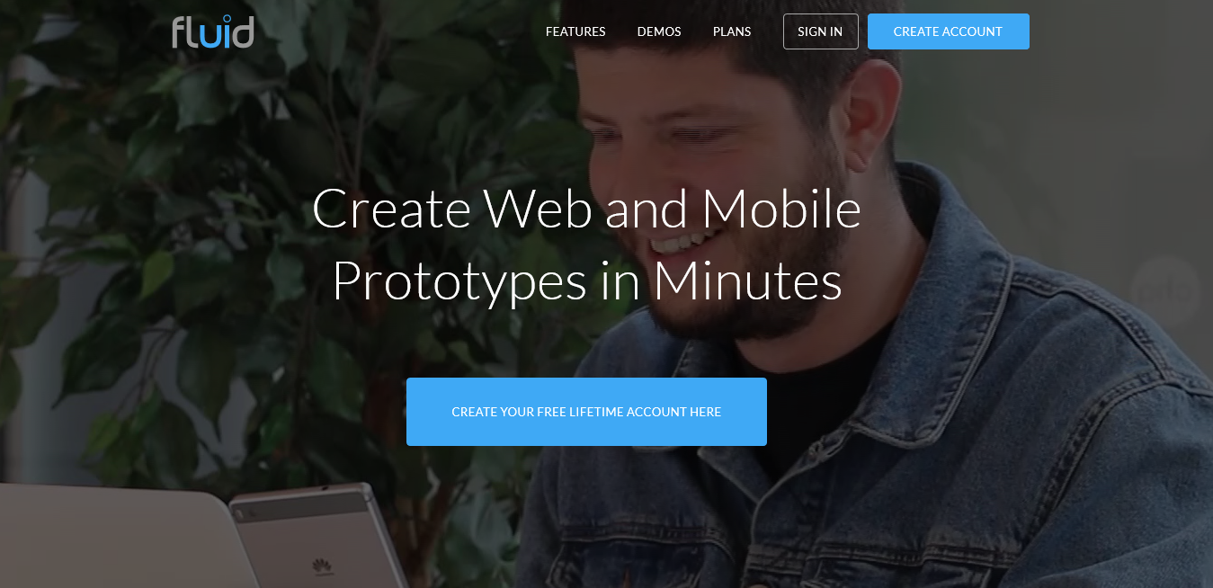 Create Web and Mobile Prototypes in Minutes