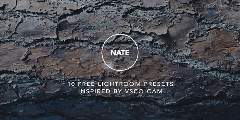 Free Lightroom Presets Inspired