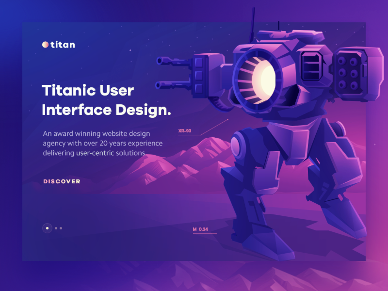3d web design trends