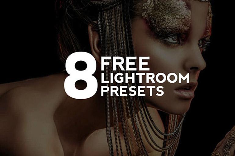 8 Great Free Lightroom Presets