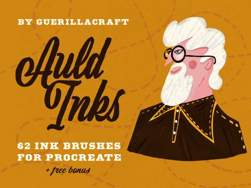 Free Brushes for Procreate Download