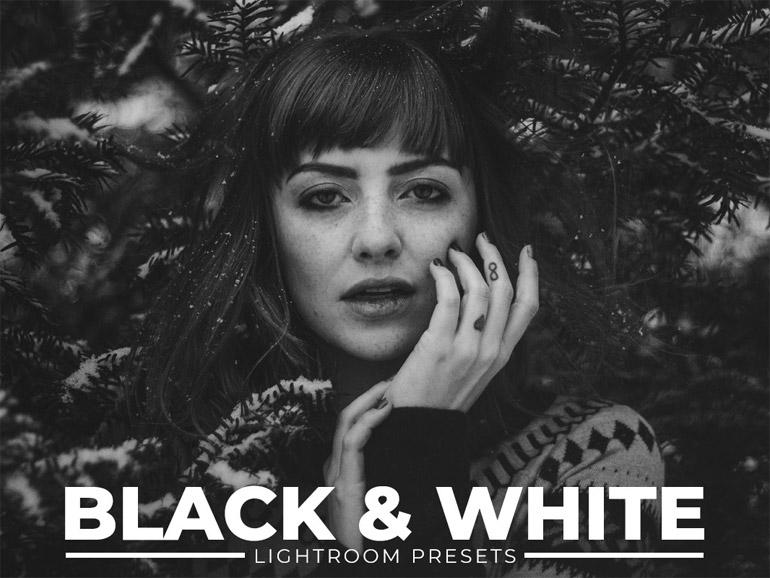 Black White Free Lightroom Presets