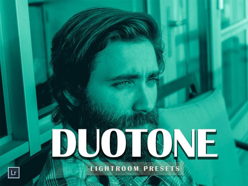 Free Duotone Lightroom Presets