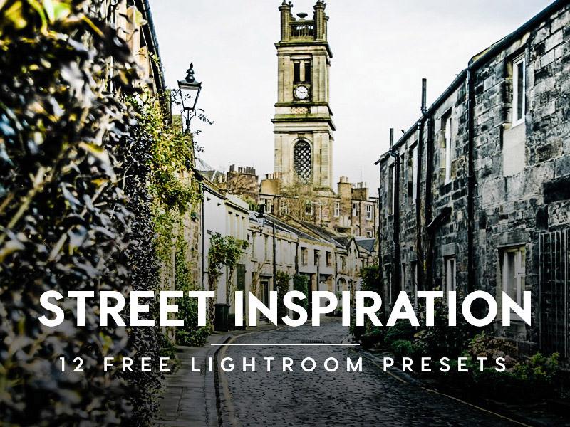 12 Free Lightroom Presets