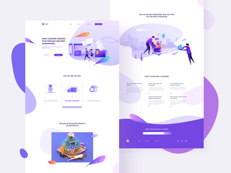 Web App Design Web Design Trends