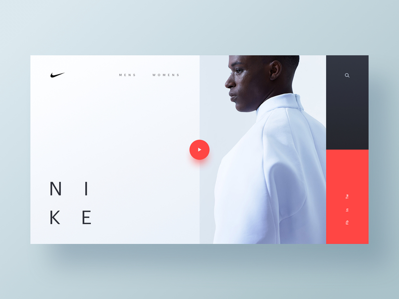 flat web design trends 2019