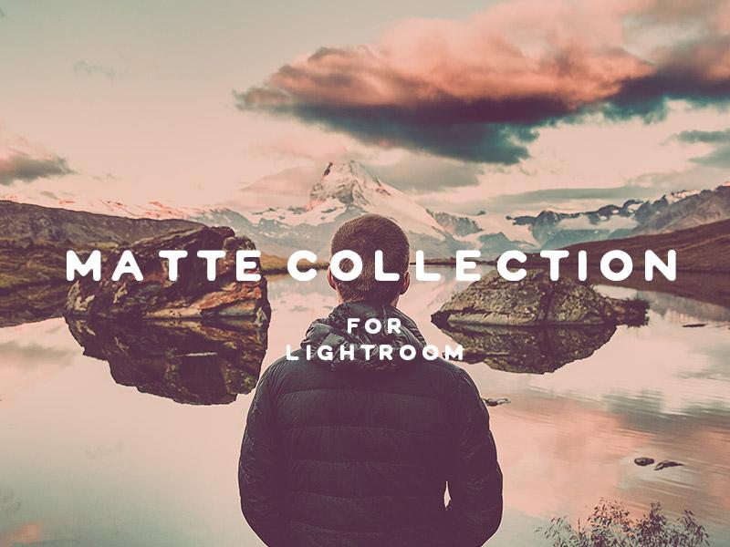 Matte Free Lightroom Presets
