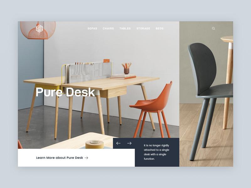 Conceptual Web Page Design