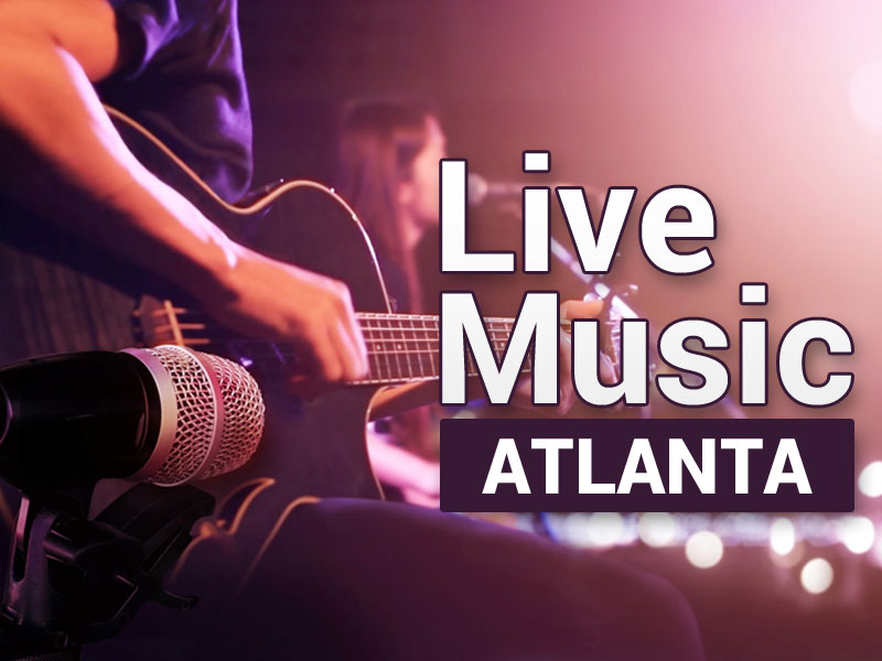 Best Live Music in Atlanta
