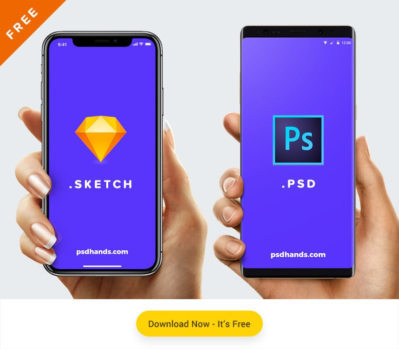 iphone mockup templates