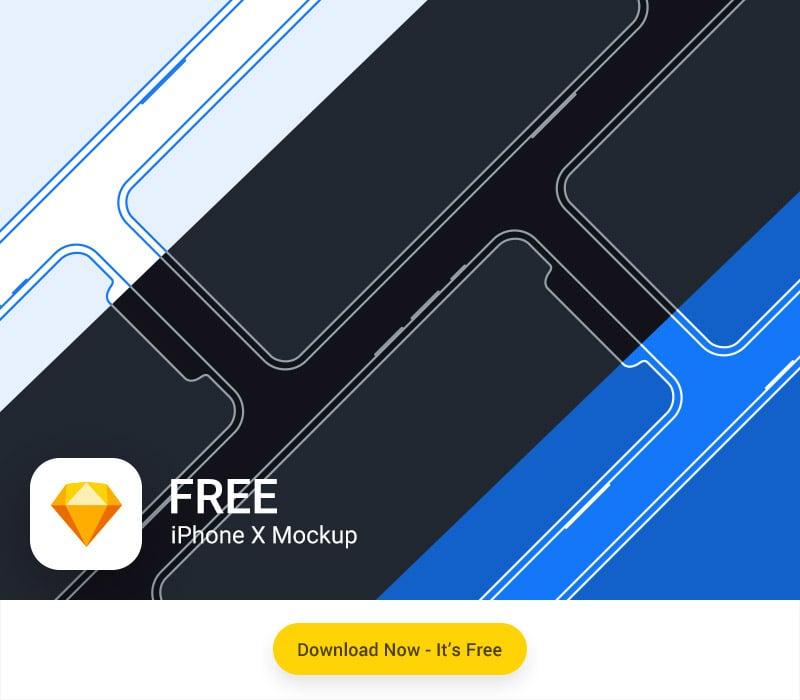 iphone x mockup png