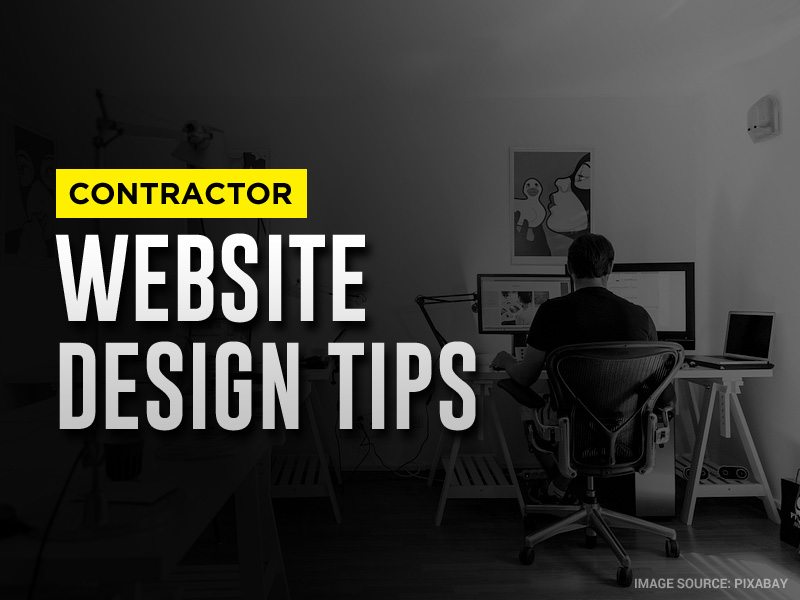 Contractor Website Design Tips