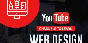 Best YouTube channels to learn web design